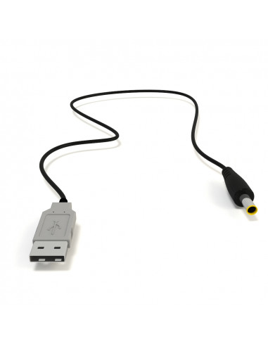 Laptop Self Charging Cable