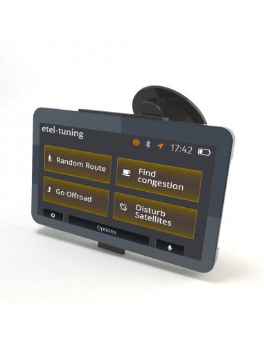 GPS Irrigator Navigation System